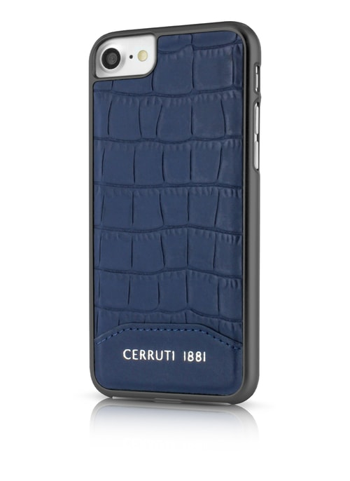 Case for iPhone 6/6S/7/8 Cerruti 1881 - Dark blue