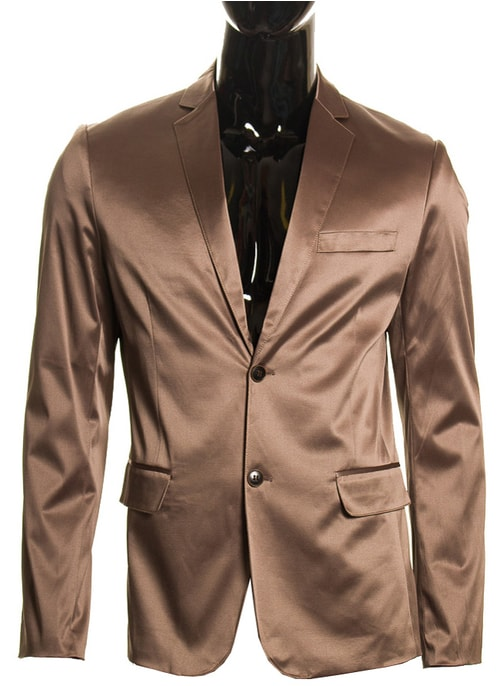 Men's blazer  - Gold