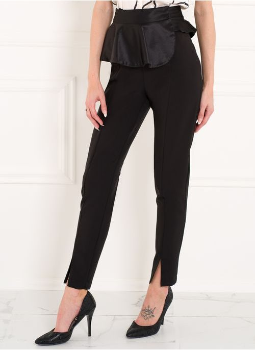 Women's trousers Glamorous by Glam - Black
