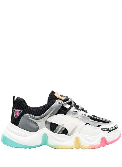 Women's sneakers GLAM&GLAMADISE - White