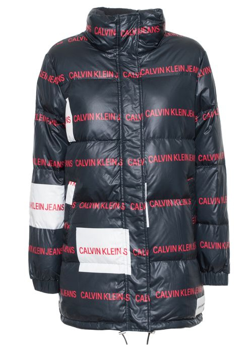 Calvin Klein Women's winter jacket - Black