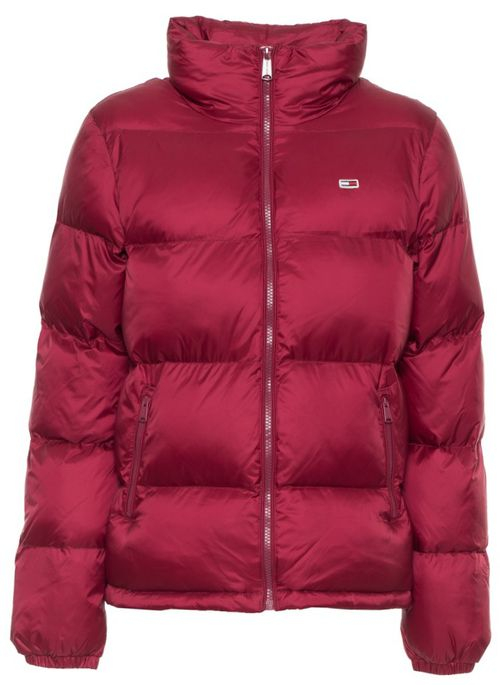 Tommy Hilfiger Women's winter jacket - Wine