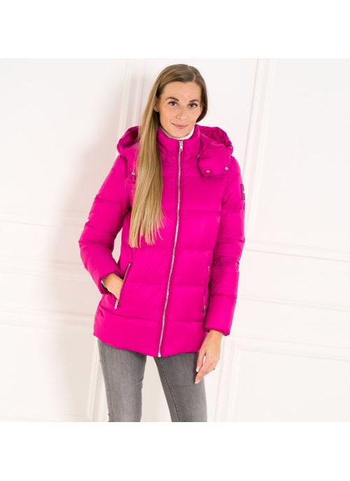 Women's winter jacket Calvin Klein - Pink
