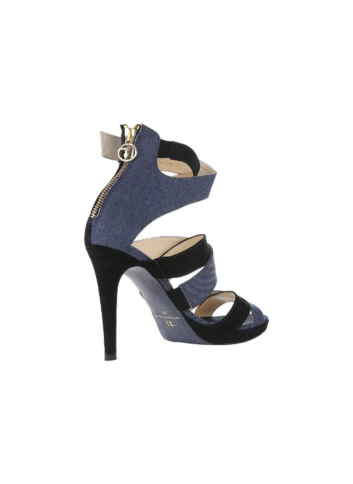 Women's sandals Trussardi - Black