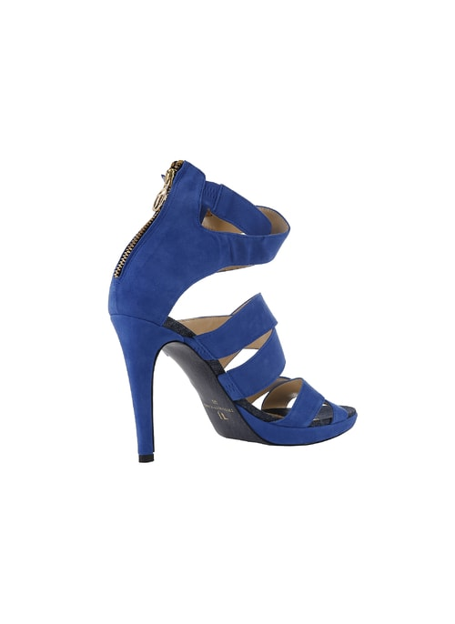 Women's sandals Trussardi - Blue