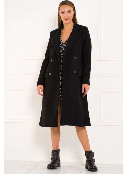Women's coat Glamorous by Glam - Black