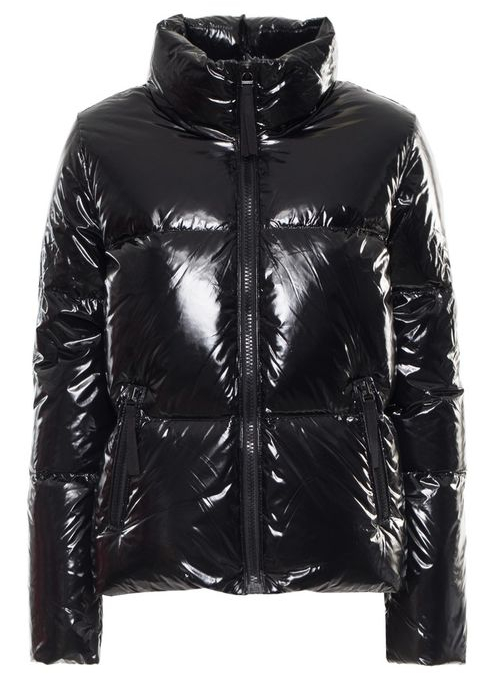 Tommy Hilfiger Women's winter jacket - Black