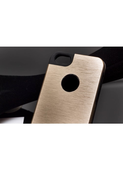 Case for iPhone 6/6S Due Linee - Gold