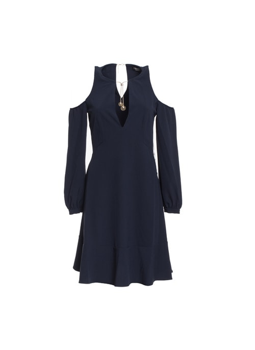 Italian dress TWINSET - Dark blue