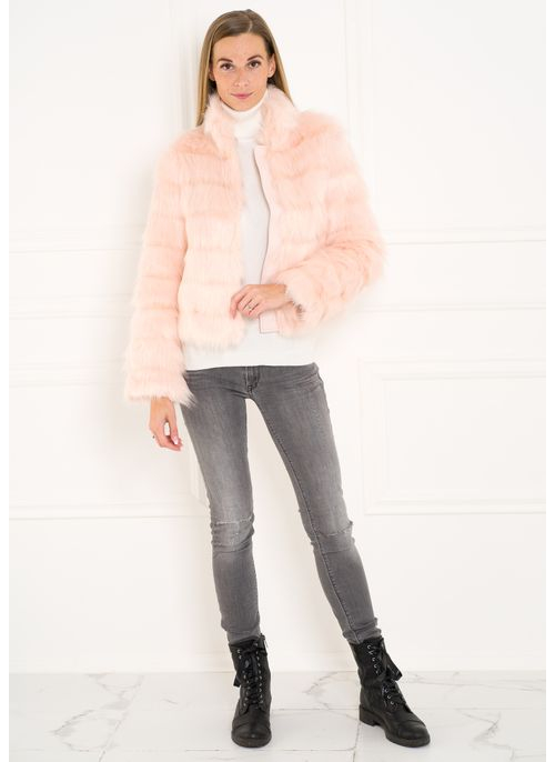 Winter jacket Guess - Pink
