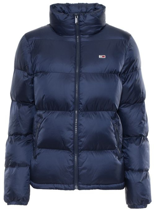Women's winter jacket Tommy Hilfiger - Dark blue