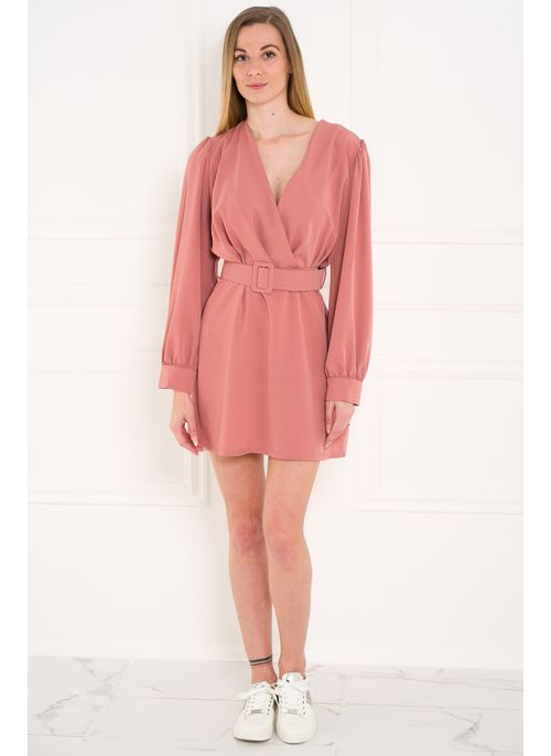 Italian dress Glamorous by Glam - Pink