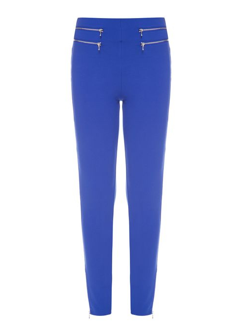 Women's trousers Guess - Blue