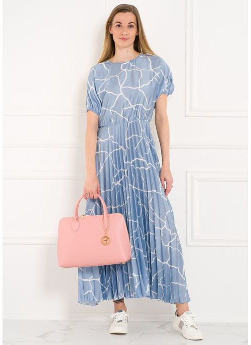 Maxi dress Glamorous by Glam - Blue