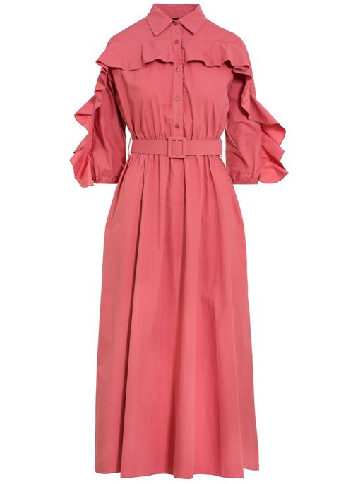 Maxi dress Glamorous by Glam - Pink