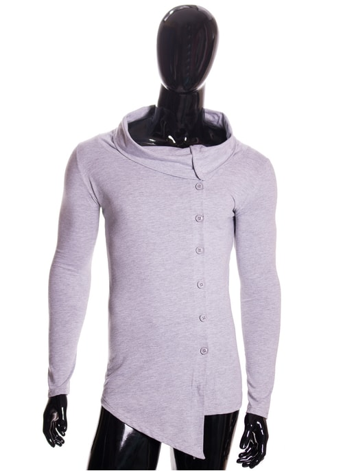 Men's sweatshirt  - Grey