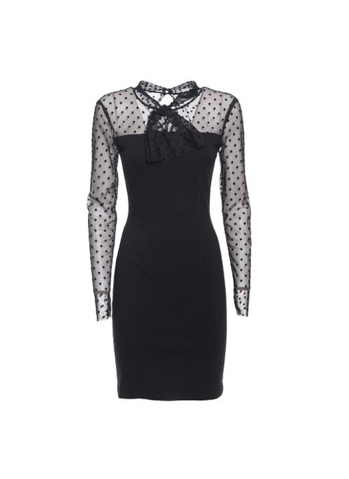 Italian dress Tru Trussardi - Black