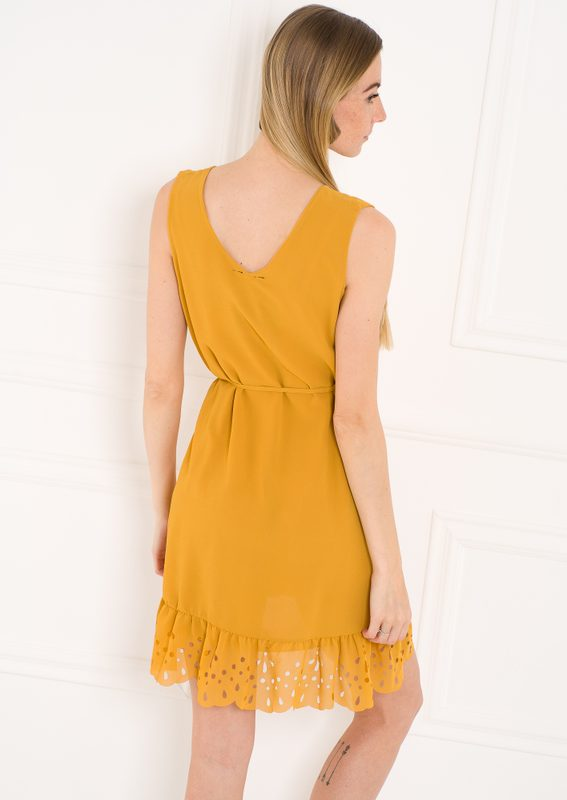 Summer dress Glamorous by Glam - Yellow