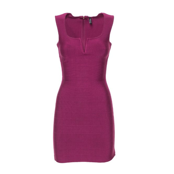 Bandage dress Guess by Marciano - Violet