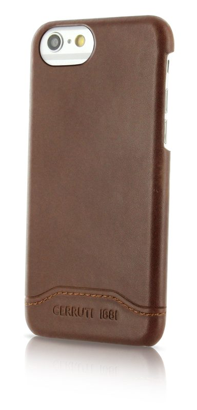 Case for iPhone 6/6S/7/8 Cerruti 1881 - Brown