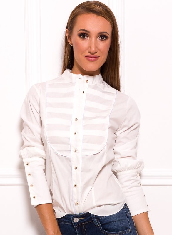 Women's top Glamorous by Glam - Creme