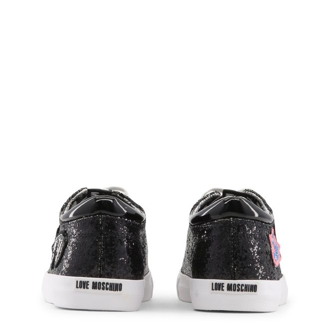 Women's sneakers Love Moschino - Black