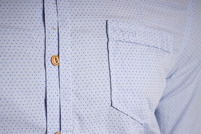Men's shirt  - Blue