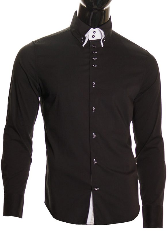 Men's shirt  - Black