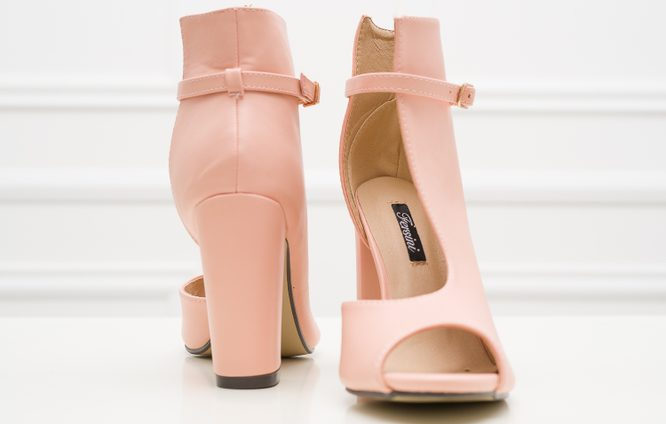 Women's boots GLAM&GLAMADISE - Pink