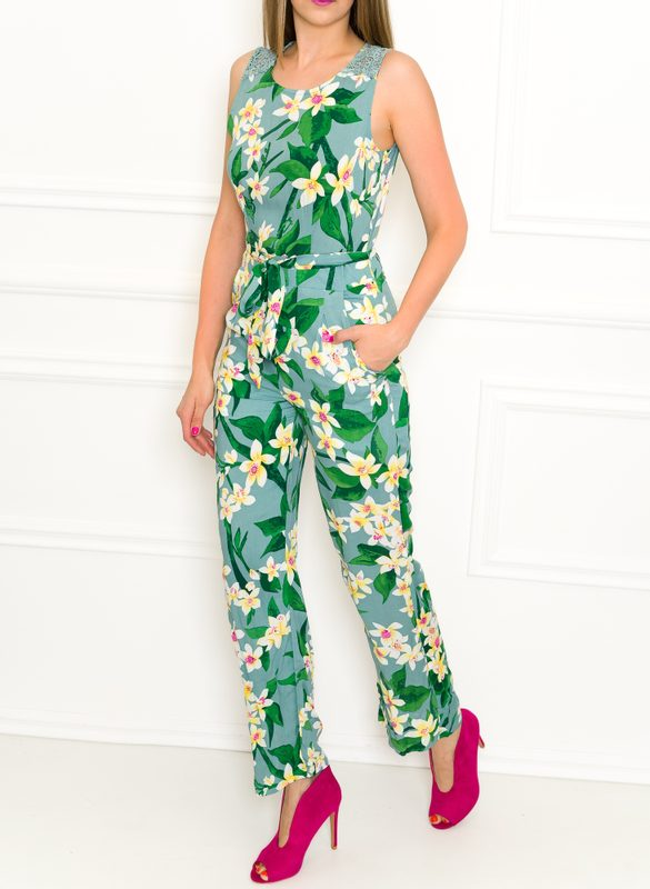 Jumpsuit  - Green