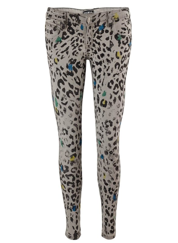 Women's jeans  - Multi-color