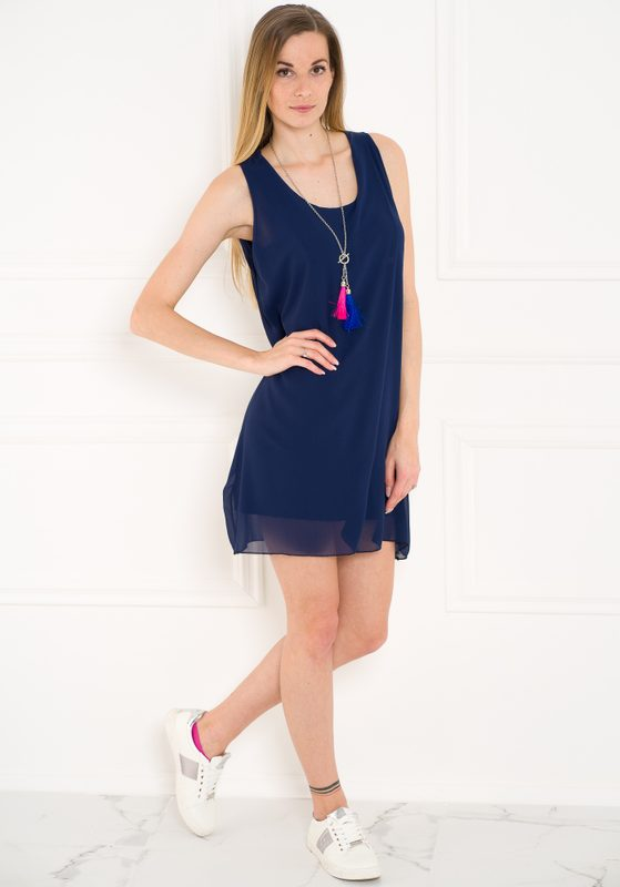 Summer dress Glamorous by Glam - Dark blue