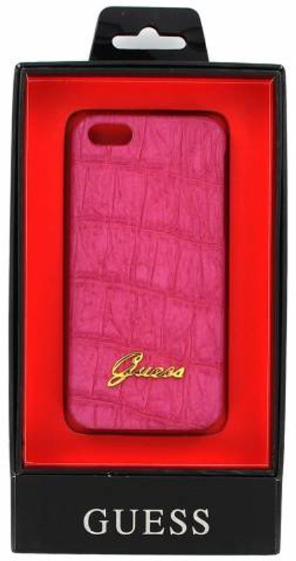 Case for iPhone 5/5S/SE Guess - Pink