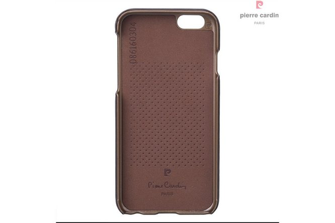 Case for iPhone 6/6S Pierre Cardin - Brown