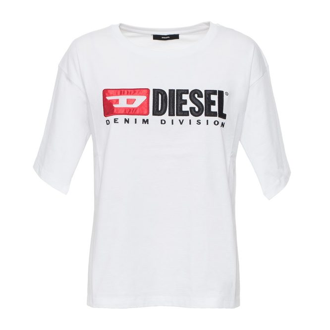 Women's T-shirt DIESEL - White