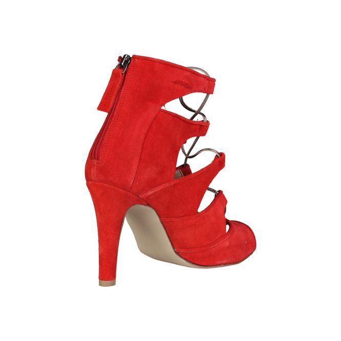 Women's sandals Versace 1969 - Red