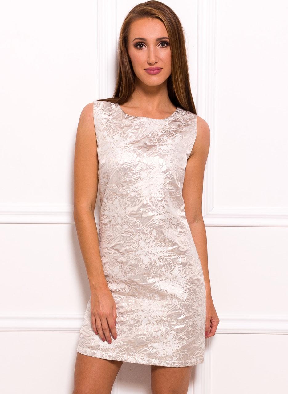 b425e79d98 Glamadise.hu Fashion paradise - Női ruha Glamorous by Glam - Arany ...