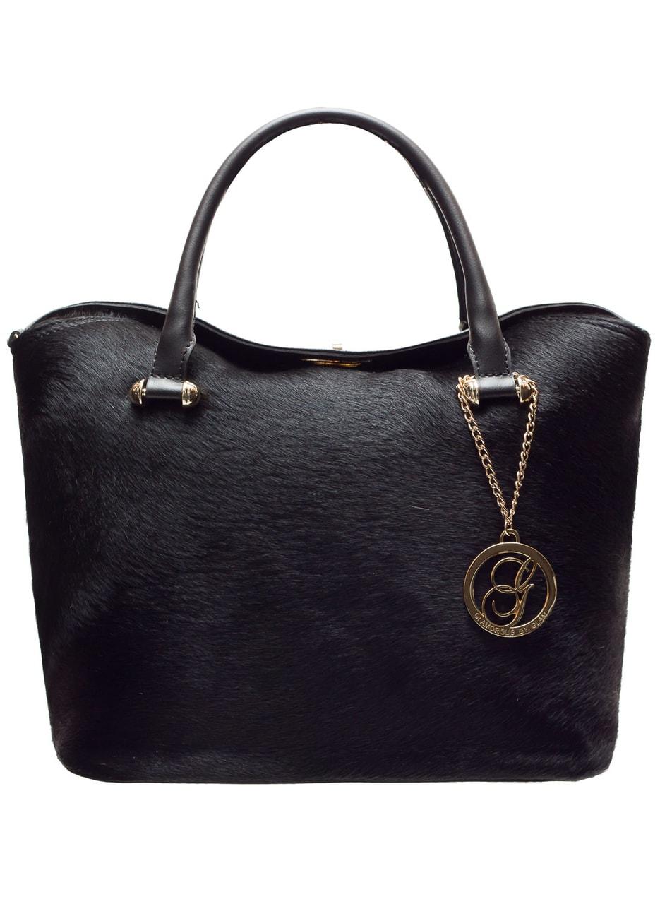 08401fe09 Glamadise.sk - Dámska luxusná kabelka so srsťou malá do ruky ...