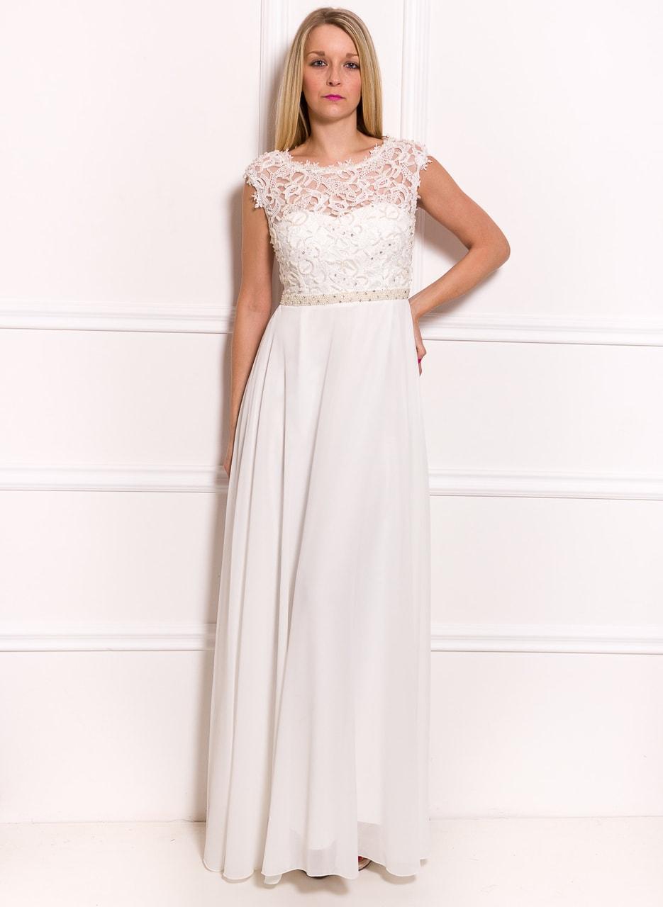 35dd65750d05 Glamadise.sk - Spoločenské luxusné dlhé šaty s čipkou a perličkami ...