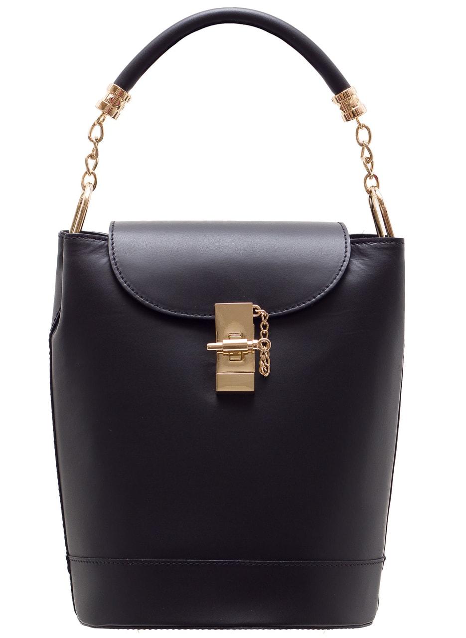 35d3fa3a90 Glamadise.sk - Dámske elegantné batoh ai kabelka - čierna ...