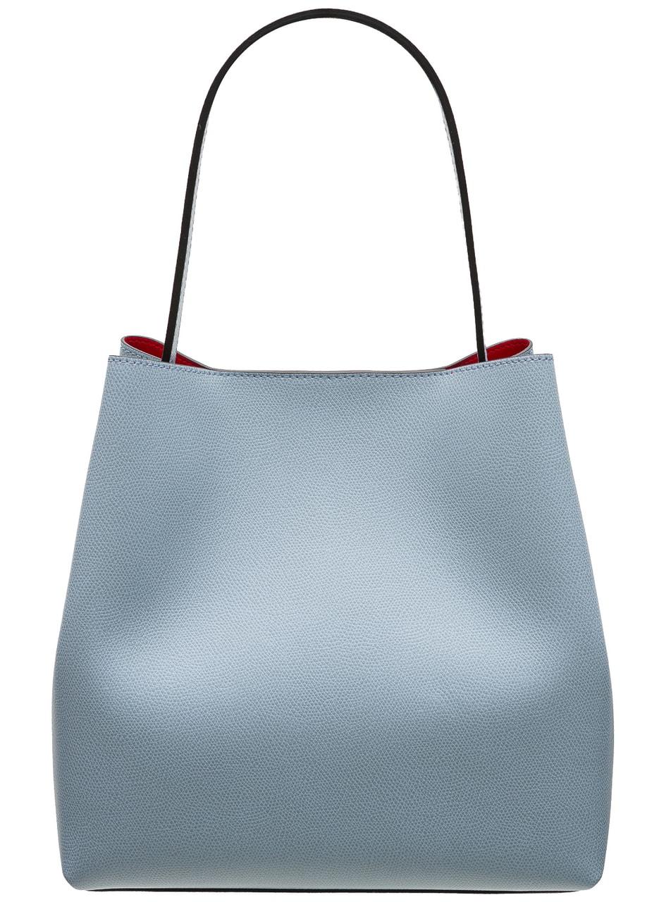 f1eaf297b8 Glamadise.sk - Kožená kabelka MARIA - svetlo modrá - Glamorous by ...
