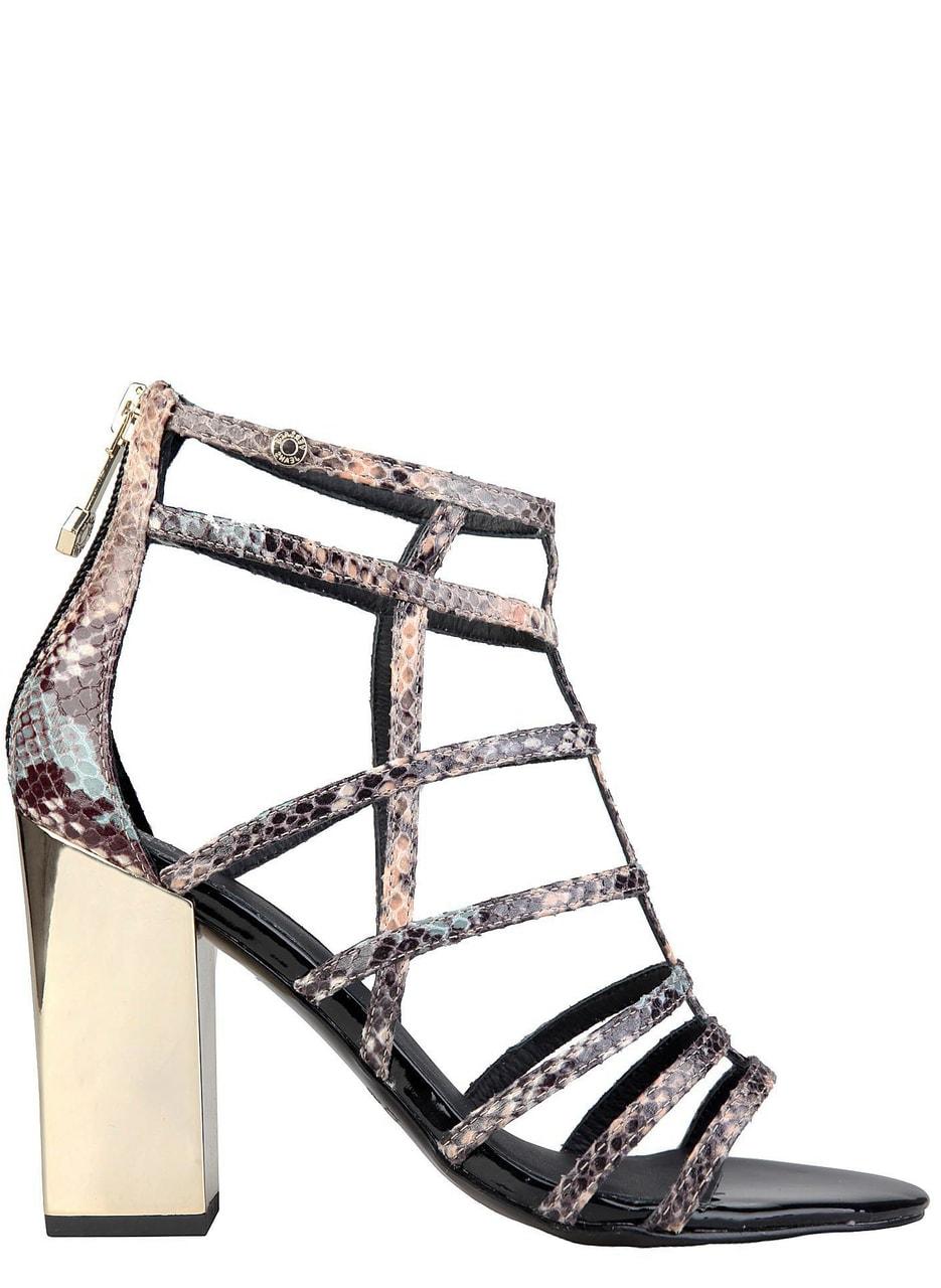 c7e722ca89 Glamadise.hu Fashion paradise - Női szandál Versace jeans - Fekete ...