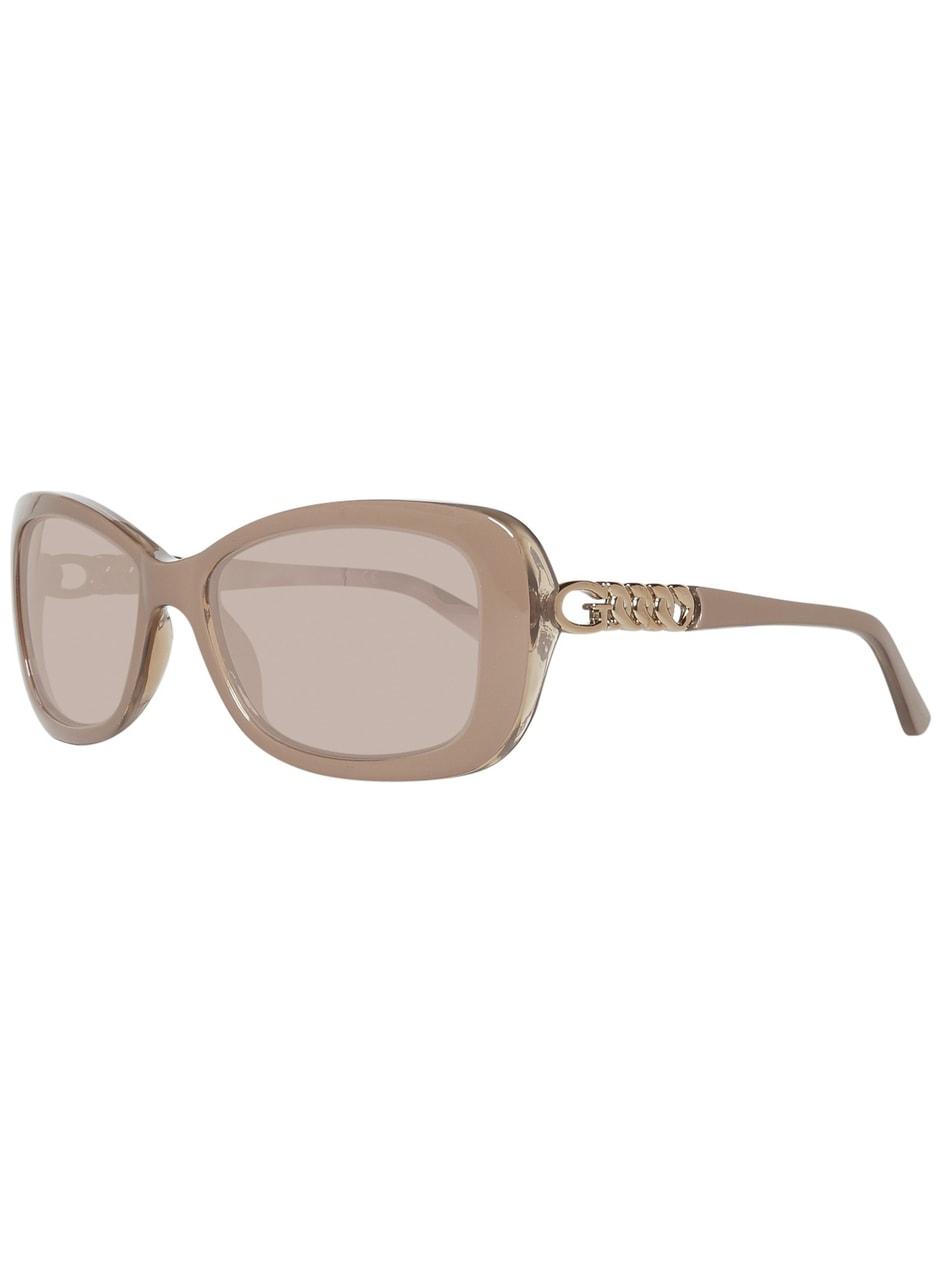 f6f7c8137 Glamadise.sk - Guess slnečné okuliare béžové - Guess - Dámske ...