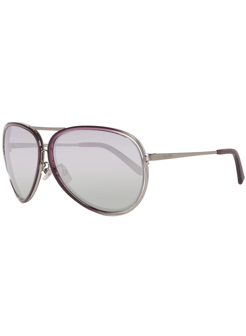 6007bb9bac Glamadise.hu Fashion paradise - Női napszemüveg Calvin Klein - Ezüst ...