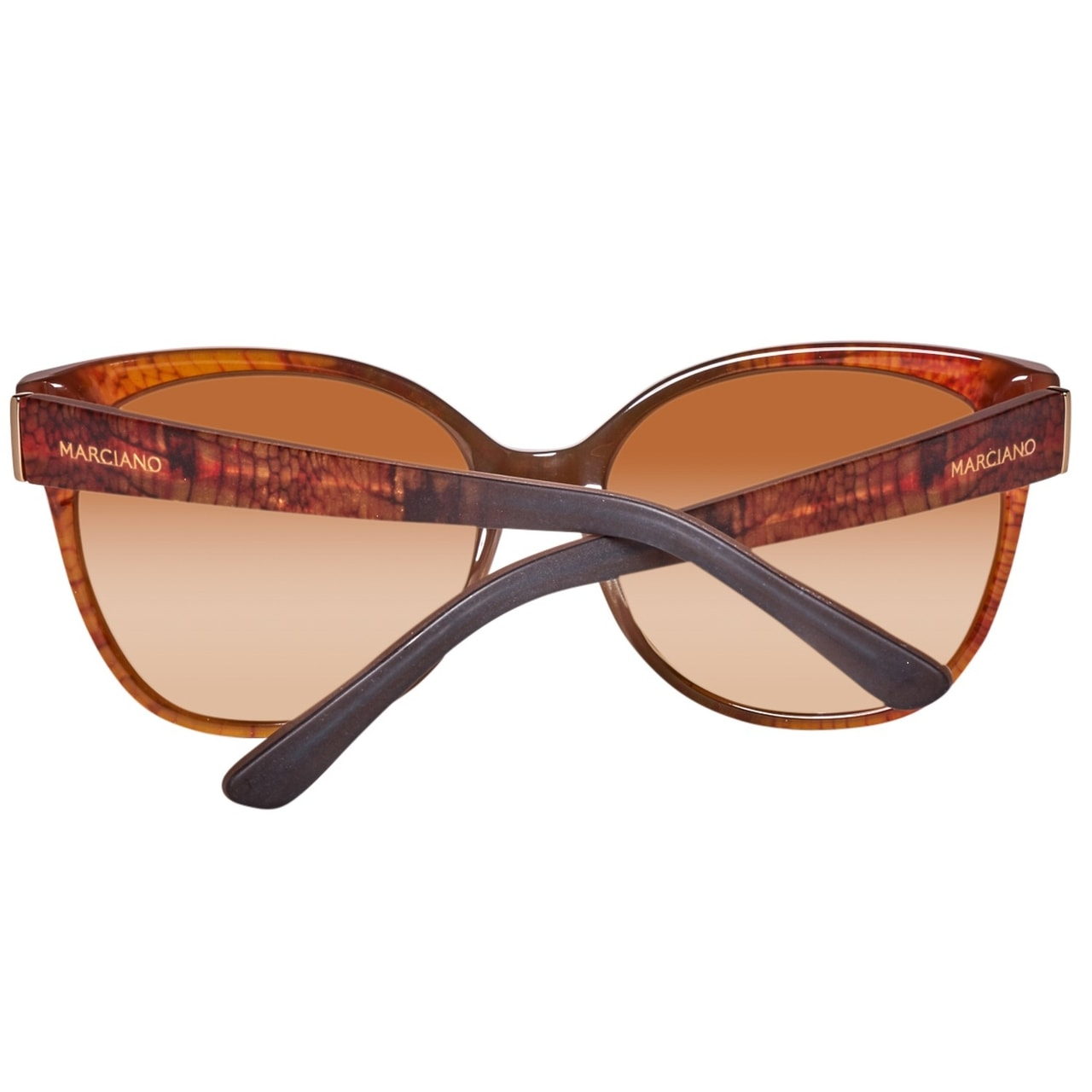 5681d0977 Glamadise.sk - Guess by Marciano slnečné okuliare hnedé - Guess by ...