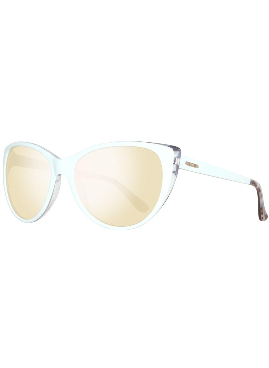 d8fe409e0 Glamadise.sk - Guess slnečné okuliare biele - Guess - Dámske slnečné ...