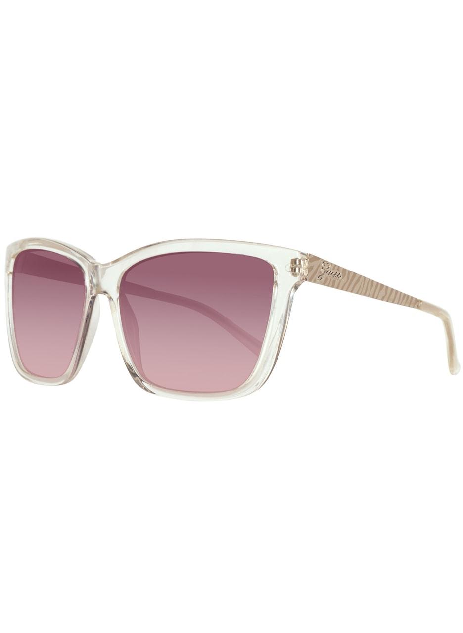 a58105a91 Glamadise.sk - Guess slnečné okuliare priehľadné obrúčky - Guess ...