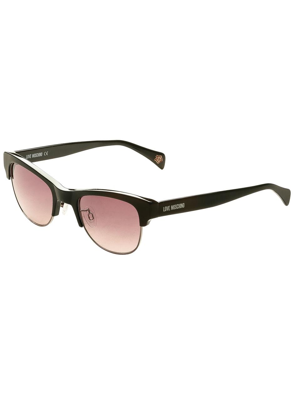 1c7624b0c Moschino okuliare čierne · Moschino okuliare čierne · Moschino okuliare  čierne · Guess by Marciano slnečné okuliare ružové