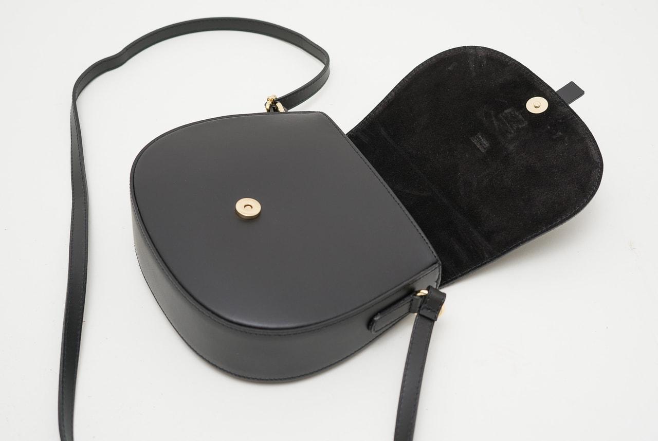 ab752168d7 Glamadise.sk - Dámska kožená crossbody kabelka kombinácia semiš ...