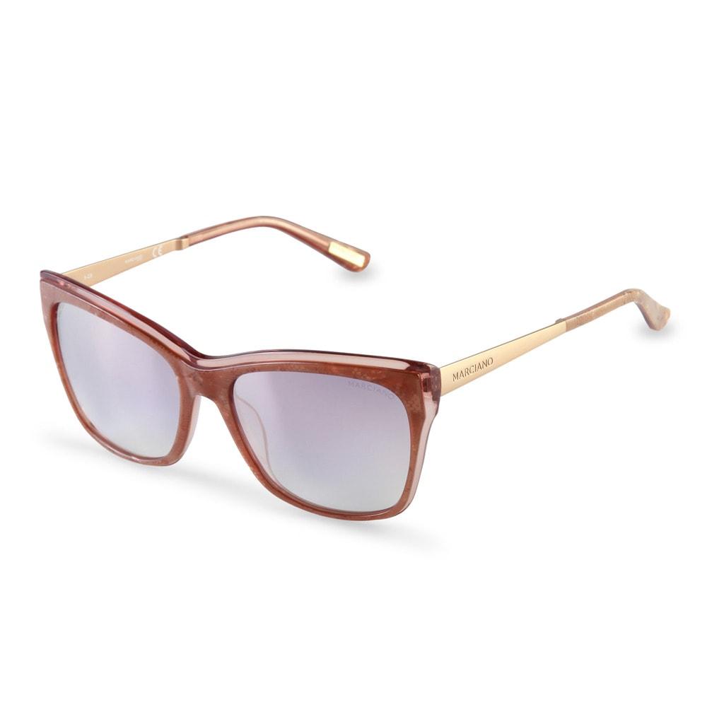 cc9f0d2e5 Glamadise.sk - Guess by Marciano slnečné okuliare ružové - Guess by ...